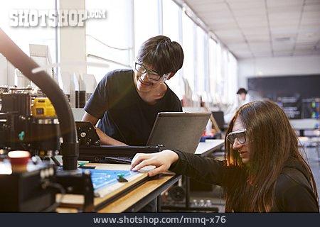 Research, Students, Robotics