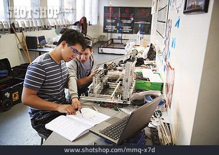 Cooperation, Research, School Children, Engineering