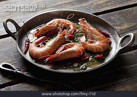 Scampi, Shrimp