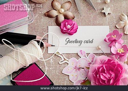 Homemade, Greeting Card