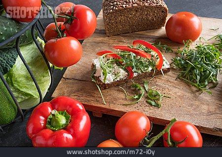 Snack, Vegetarian