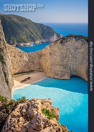 Rocky, Greece, Zakynthos