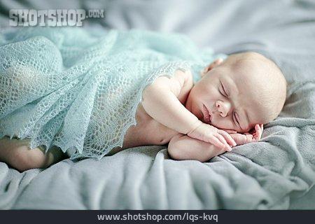 Baby, Sleeping, Nude