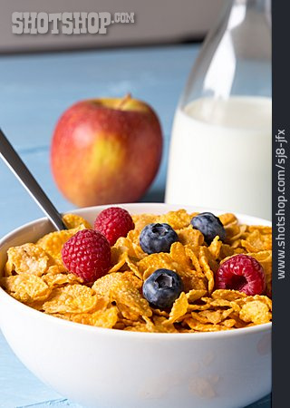 Breakfast, Corn Flakes