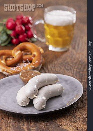 Beer, Weisswurst