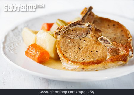 Pork, Lunch