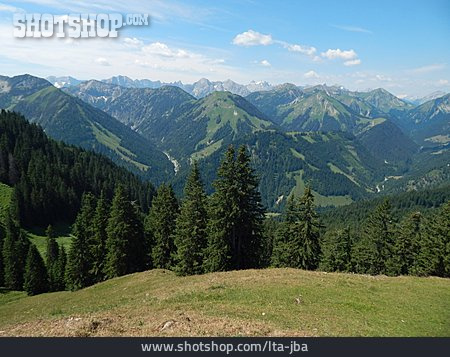 Tirol, Mountainous Region, Karwendel