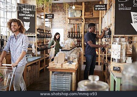 Shopping, Customers