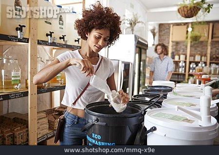 Filling, Detergent, Zero Waste