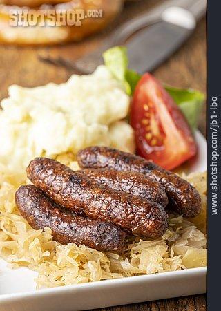 Sausage, Nuremberger