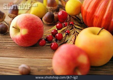 Autumn, Fruits, Harvest