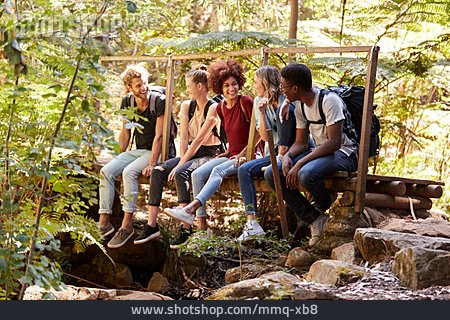 Nature, Excursion, Friends