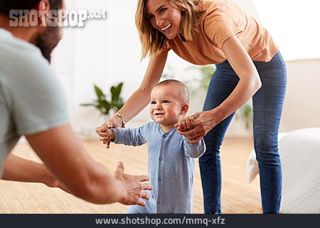 Baby, Learning To Walk, Parental Leave