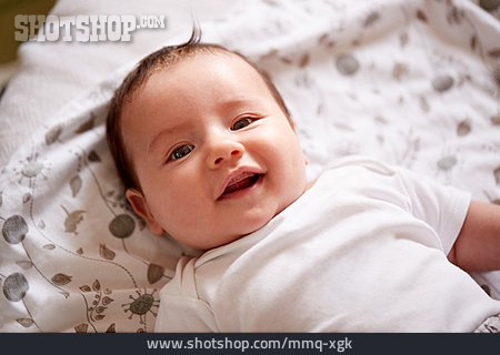 Baby, Smiling