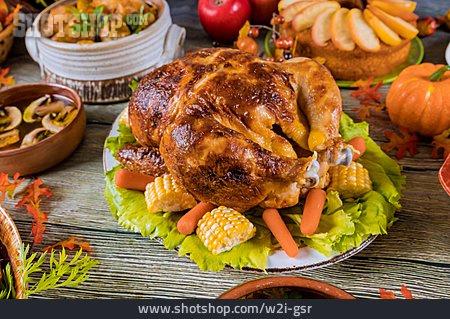 Feast, Chicken Roast