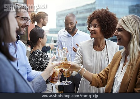 Alcohol, Toast, Colleagues