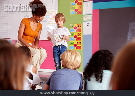 Education, Storytelling, Teacher