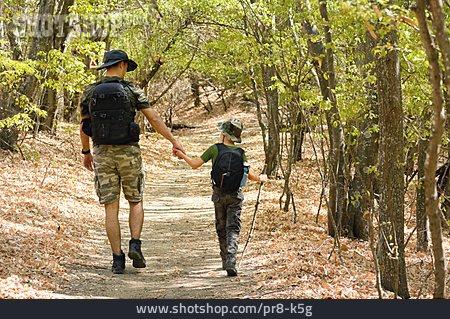 Hiking, Excursion, Nature