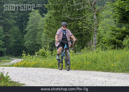 Active Seniors, Mountain Bike, E-bike