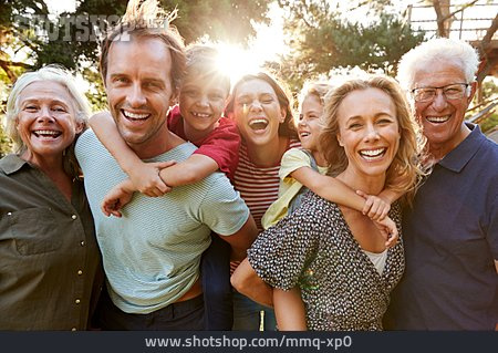 Family, Generations, Group Picture
