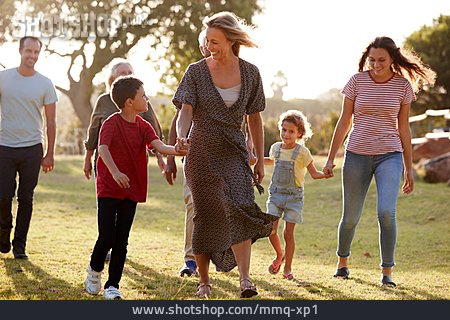 Walk, Family, Together