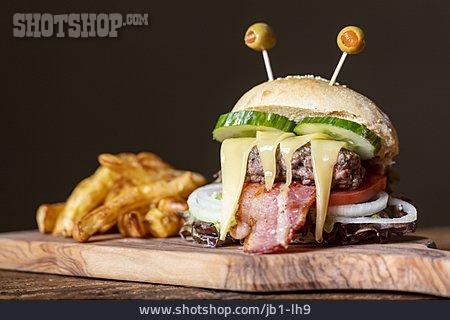 Halloween, Burger