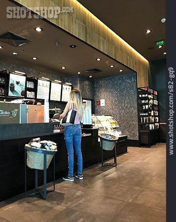 Coffee Shop, Starbucks