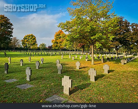 Resting Place, Cemetery