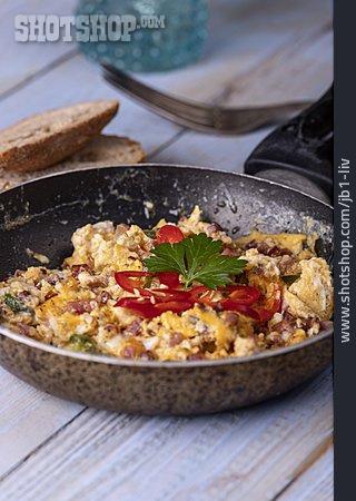 Breakfast, Scrambled Eggs