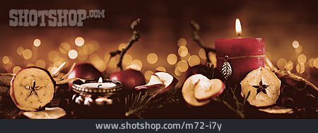 Candlelight, Festive, Winterly