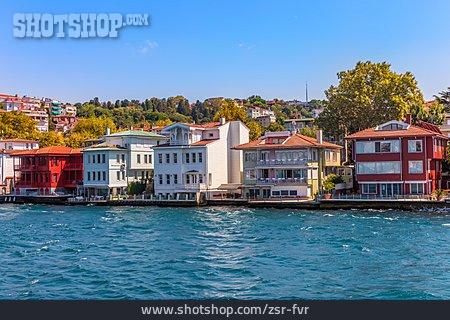 House, Bosphorus