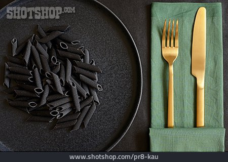 Place Setting, Cutlery, Pasta