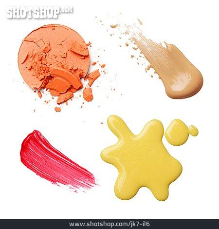 Lipstick, Eyeshadow, Nail Polish, Make Up