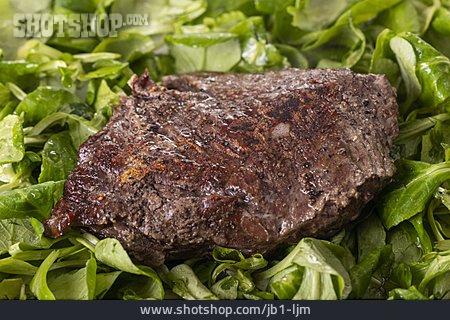 Corn Salad, Beef