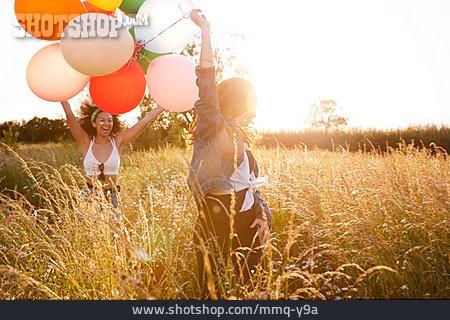 Carefree, Balloons