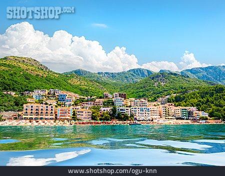 Adriatic Coast, Sveti Stefan