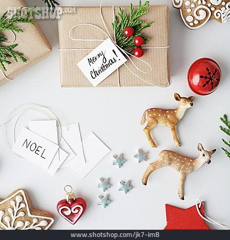 Handicrafts, Christmas Present, Packing