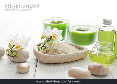 Aromatherapy, Essential Oil, Bath Salt