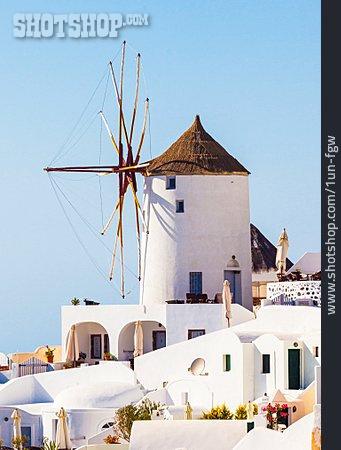 Windmill, Oia
