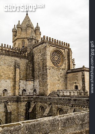 Ecclesiastical Architecture, Cathedral Of évora