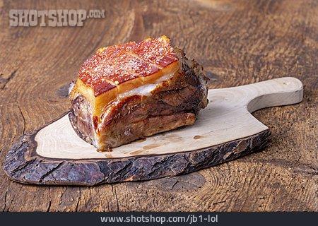 Roast Pork, Crust, Schäufele