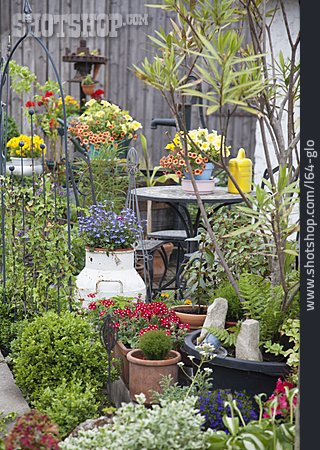 Flower Pot, Landscape Gardening