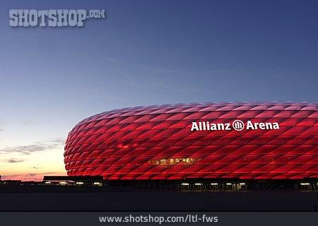 Alliance Arena, Soccer Stadium
