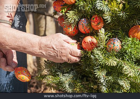 Easter Eggs, Decorate, Easter Tradition