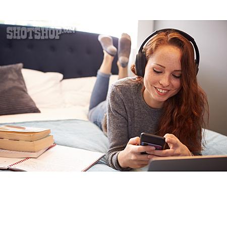 Mobile Communication, Writing, Sms