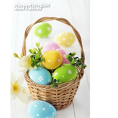Easter Egg, Easter Basket, Easter Decoration