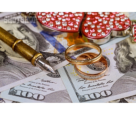 Finance, Marriage Certificate, Marriage