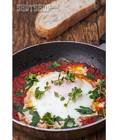 Egg Meal, Shakshuka
