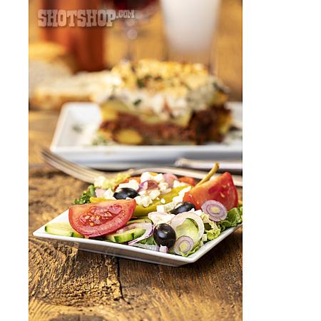 Greek Salad, Farmers Salad