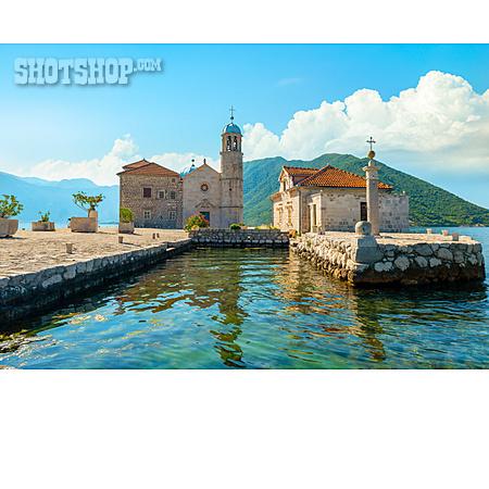 Kotor, Montenegro, Perast